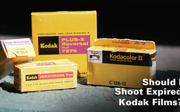 Should I Shoot Expired Kodak Film?