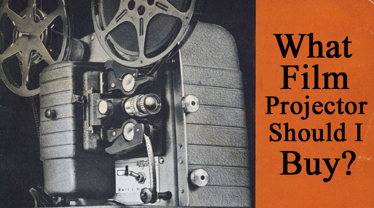 What 8mm Film Projector Should I Buy? - The Film Photography
