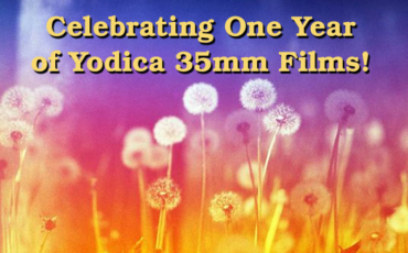 Celebrating One Year of Yodica 35mm Films!