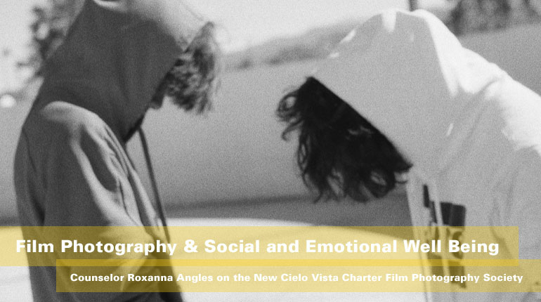 Film Photography & Social and Emotional Well Being