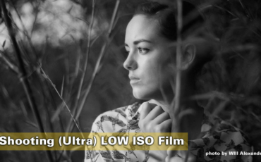 Shooting (Ultra) Low ISO Films!