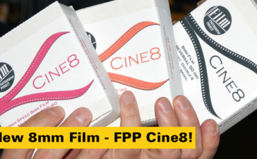 Introducing FPP Cine8 Regular 8mm Film