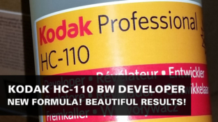 Kodak HC-110 BW Developer – New Formula in 2019!