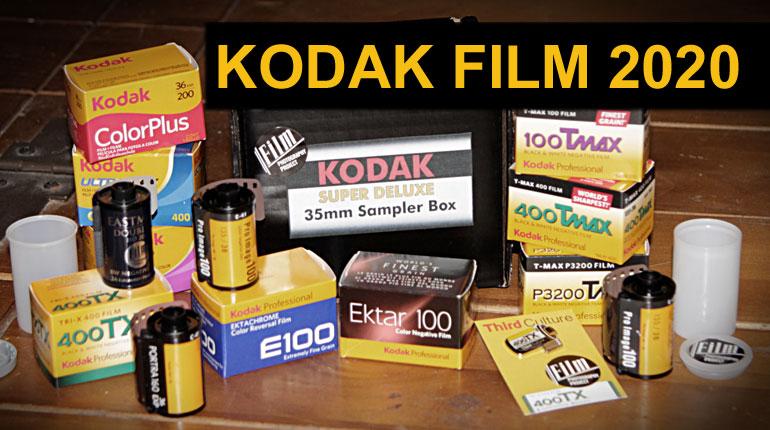 Kodak Film in 2020