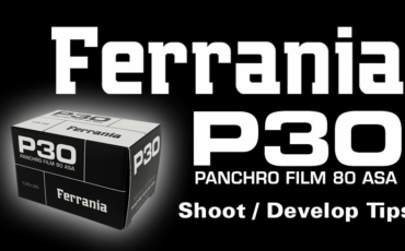 Introducing Film Ferrania P30 35mm BW Film