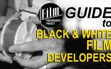 Guide to Black and White Film Developers