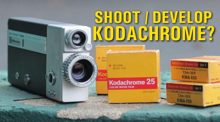 Who will develop Kodachrome Film? Should I Shoot Expired Kodachrome?