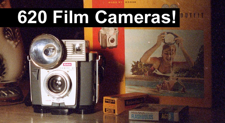 Vintage 620 Film Cameras – An Overview