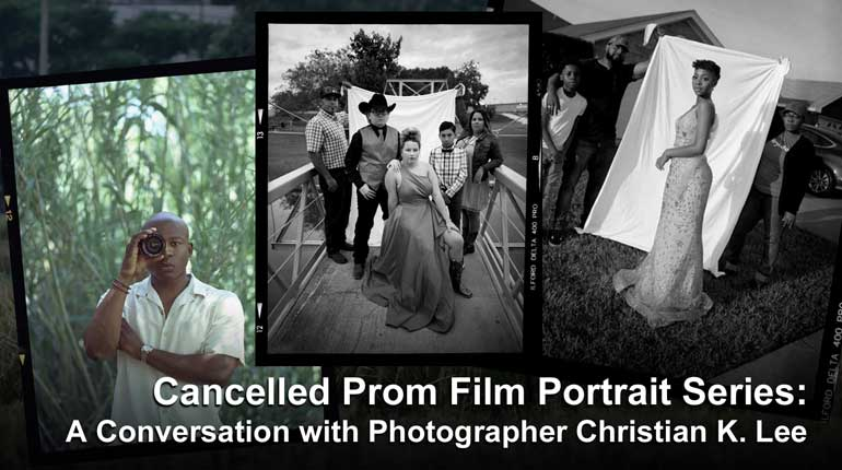 Cancelled Prom: Film Shooter Christian K Lee