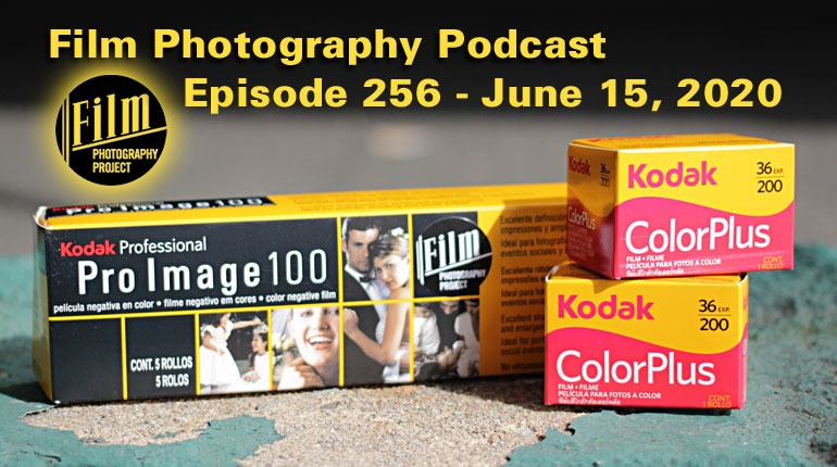Film Photography Podcast 256