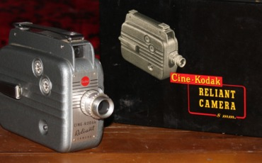 Kodak Reliant 8mm (Double 8) Home Movie Camera Overview