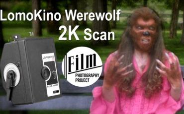LomoKino Werewolf 2020 2k Scan + Camera/Scan Overview