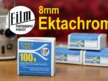 Ektachrome Double 8 Film + Magazine Film!