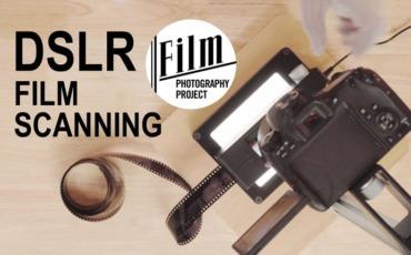 DSLR Film Scanning Options – Negative Supply