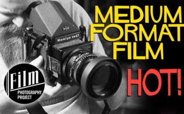 Medium Format Film Cameras – HOT!