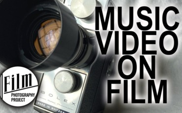 Filmmaking Friday – Shooting a Music Video on 8mm & 16mm Film