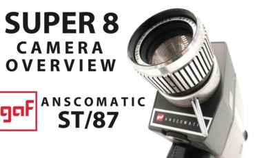 Super 8 Camera Overview – GAF Anscomatic ST/87