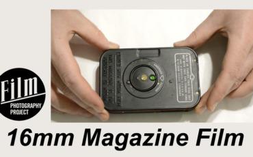 16mm Magazine Film Now!