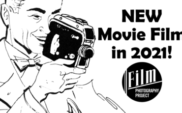 8mm & 16mm Movie Film – New Film at the FPP in 2021!